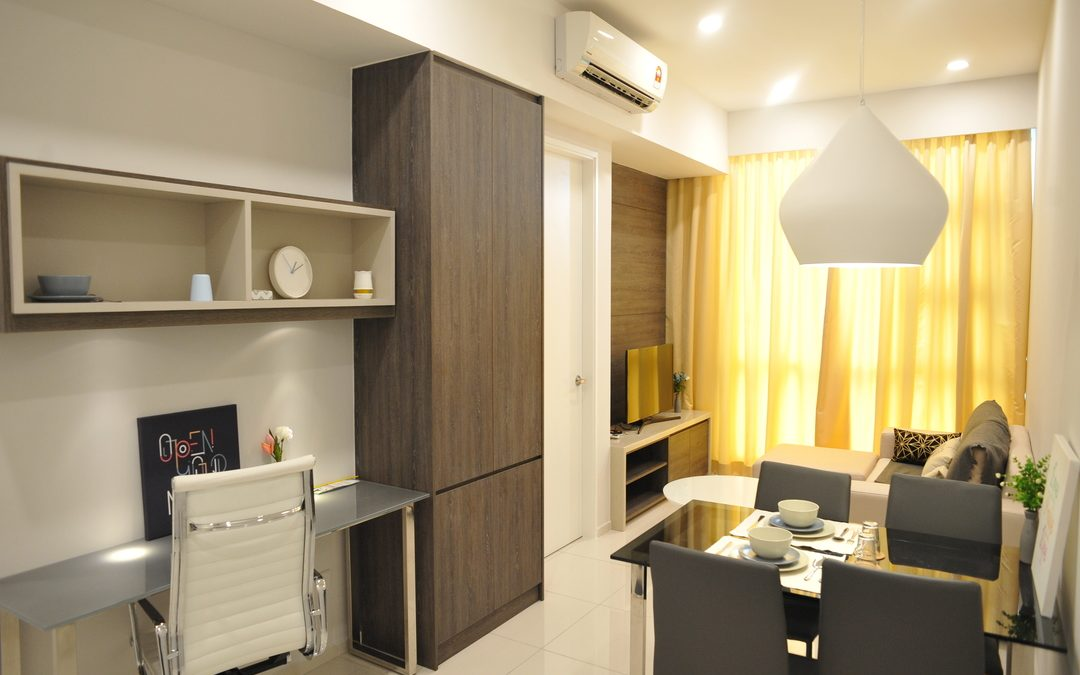 S-23 (1 Bedroom Suite)
